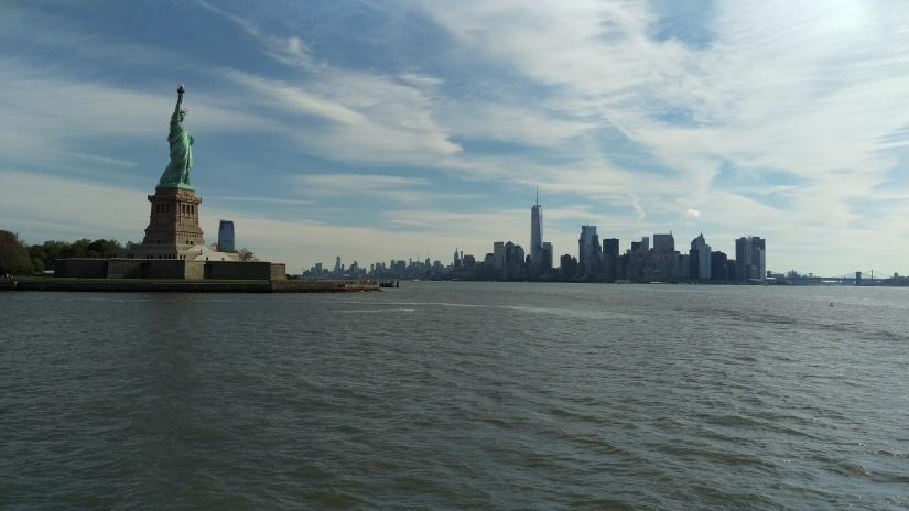 New York City: Exploring Liberty and Ellisislands