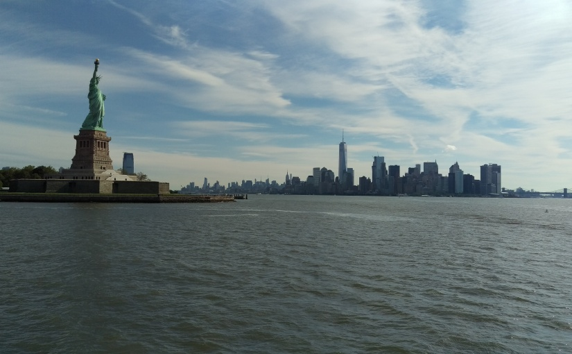 New York City: Exploring Liberty and Ellis islands