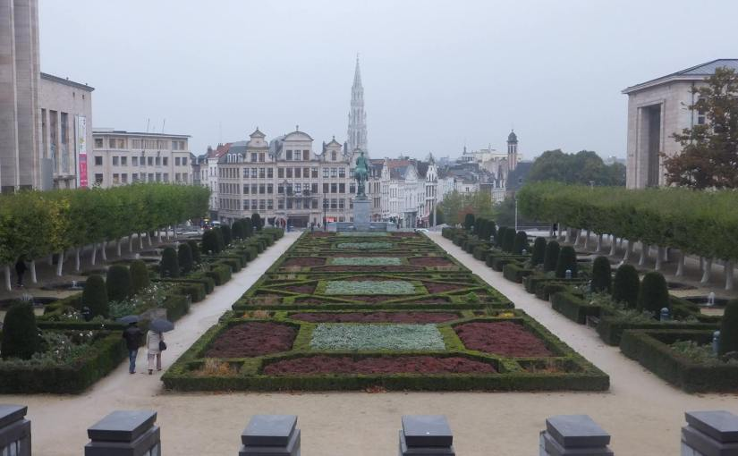 Brussels!