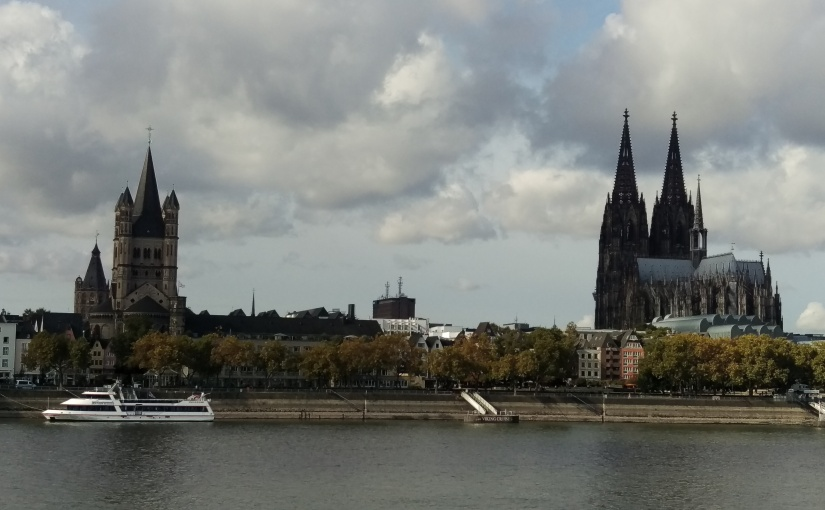 Visited Cologne, fell in love with Köln!