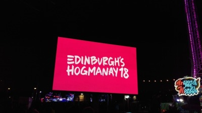 EdinburghHogmanay