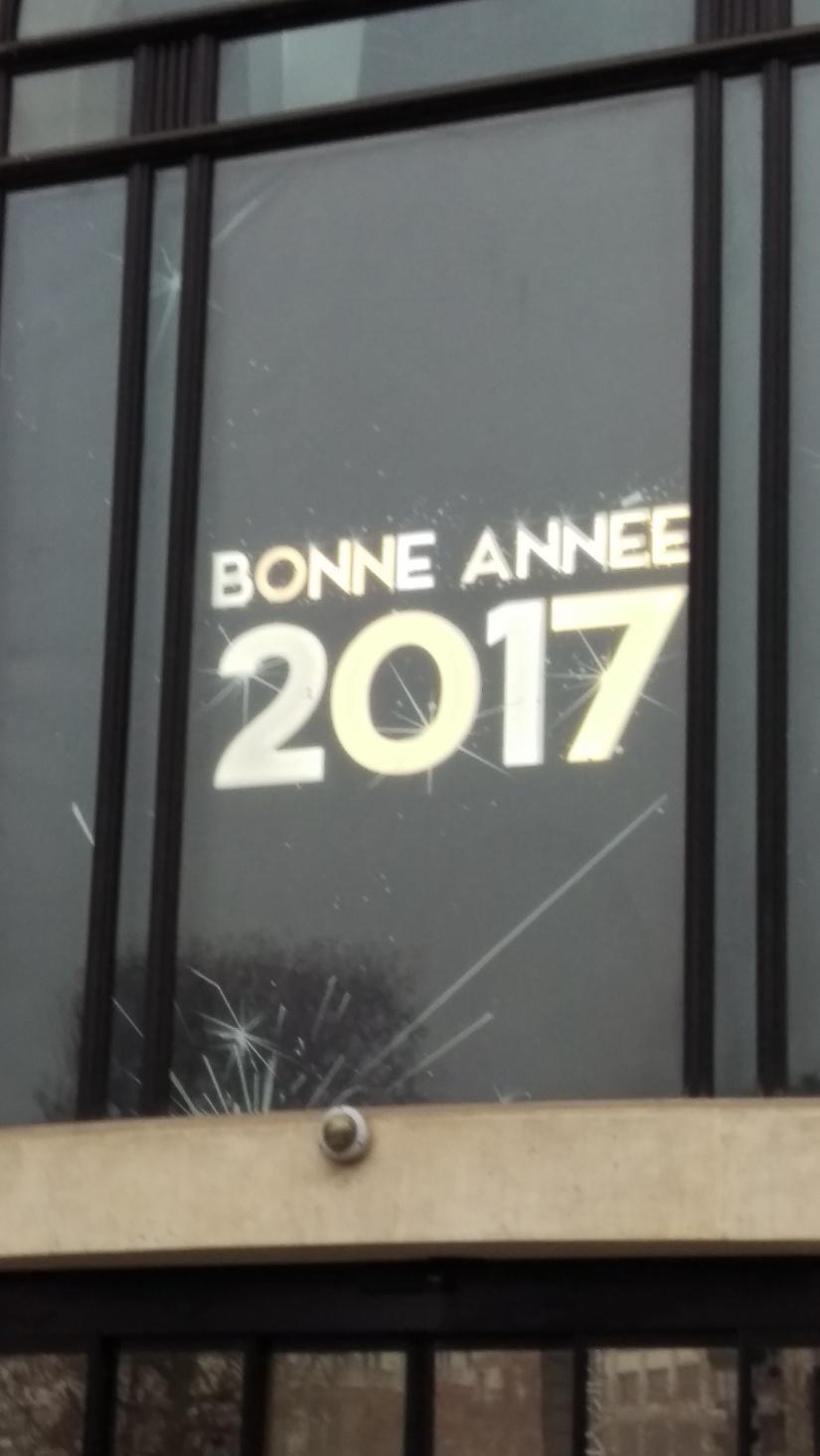 A 2017 summary