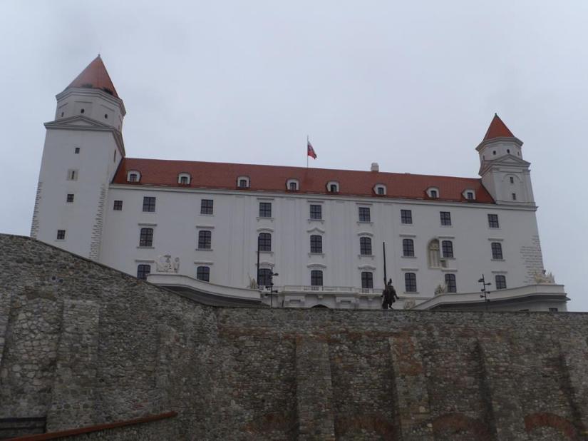 Part 2: Bratislava!