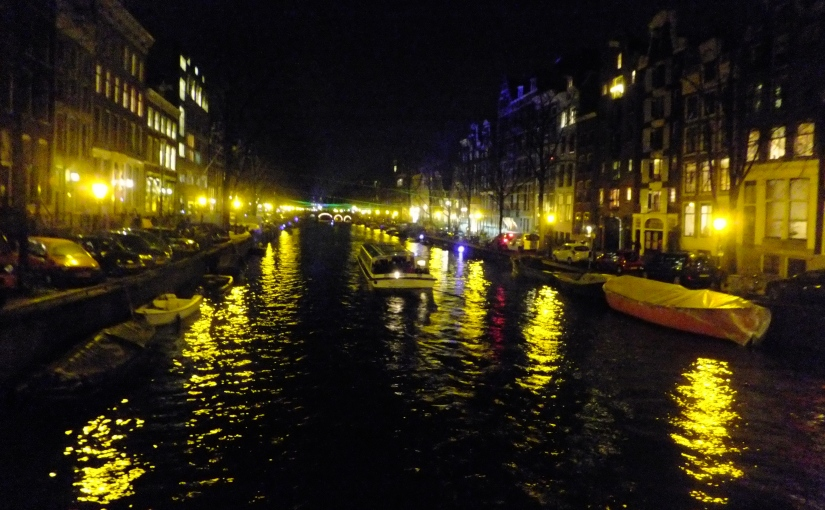 Amsterdam (Dec 2015) – Day one!