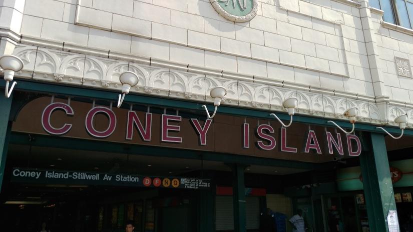 NYC: Exploring ConeyIsland