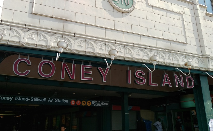 NYC: Exploring Coney Island