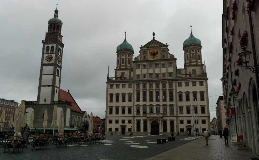 A return to Augsburg and München – Sep 2016
