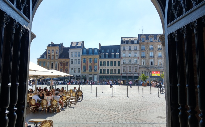 Lille – June2018