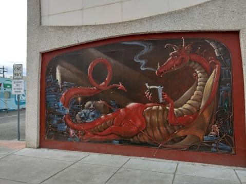 DragonMural
