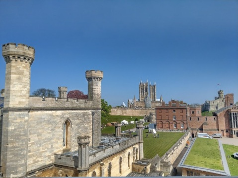 LincolnCastleandCathedral