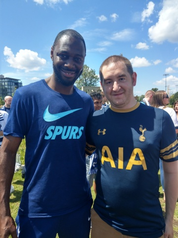 Ledley King Minneapolis