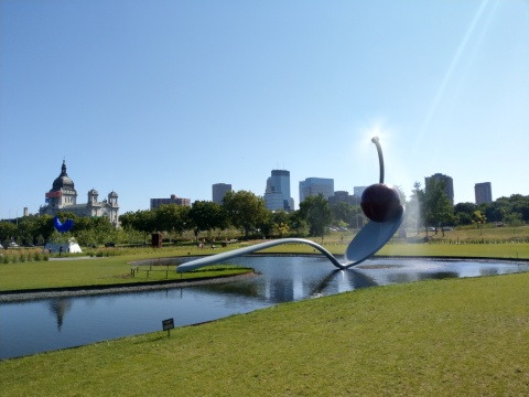Minneapolis Sculpture Garden