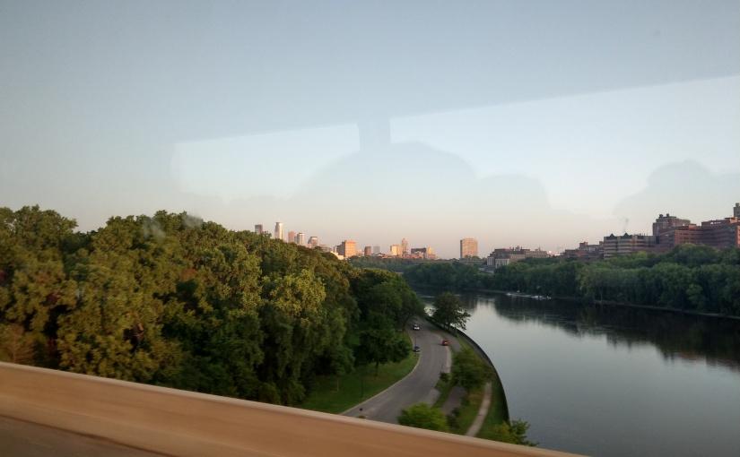 The big 3-0: Day three –Minneapolis
