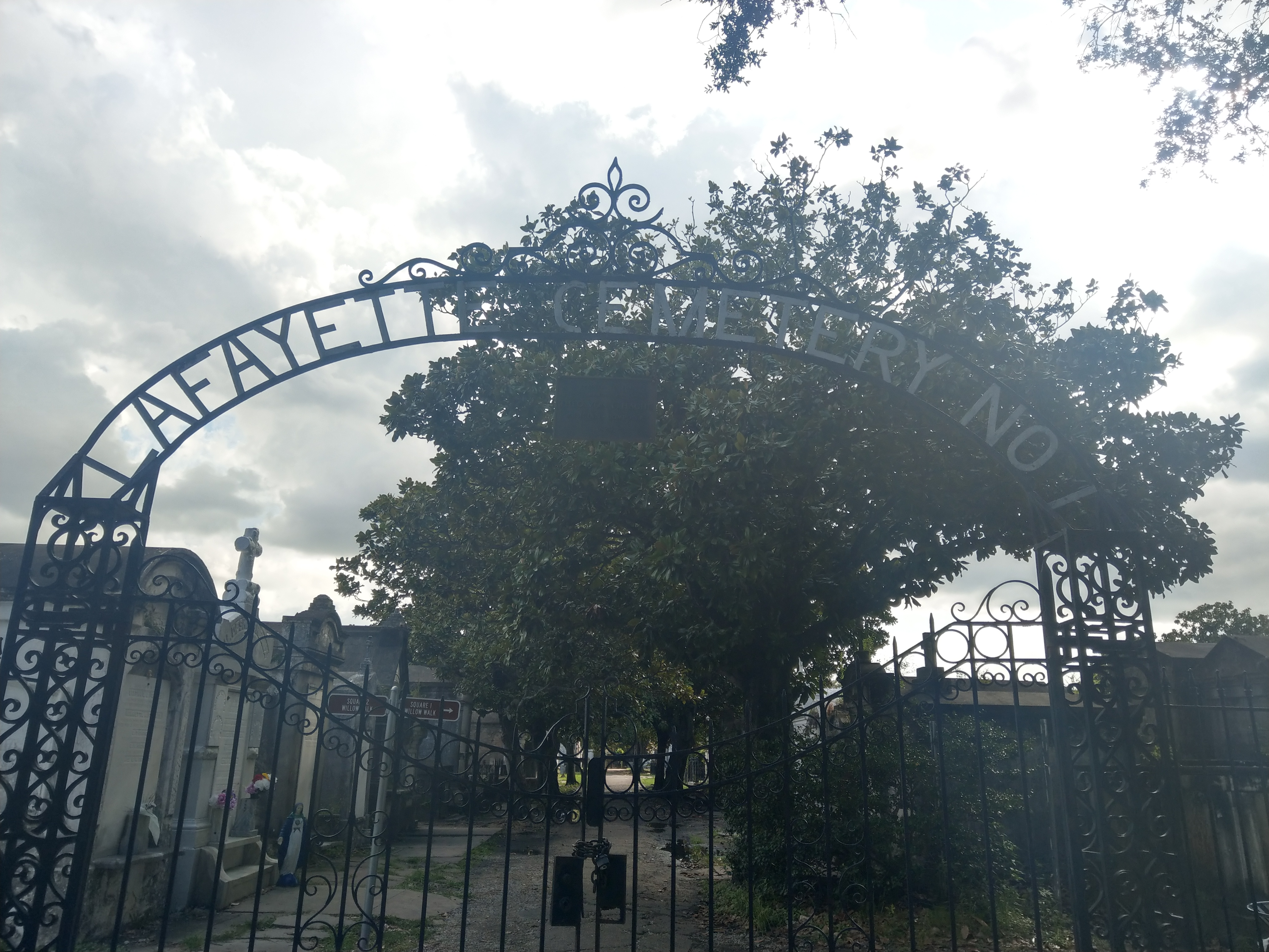 Lafayette No.1