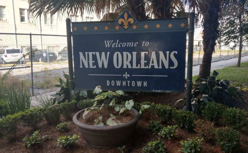 The big 3-0: Day six – The real New Orleans!