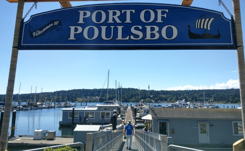 The big 3-0: Day eight – Exploring Poulsbo!
