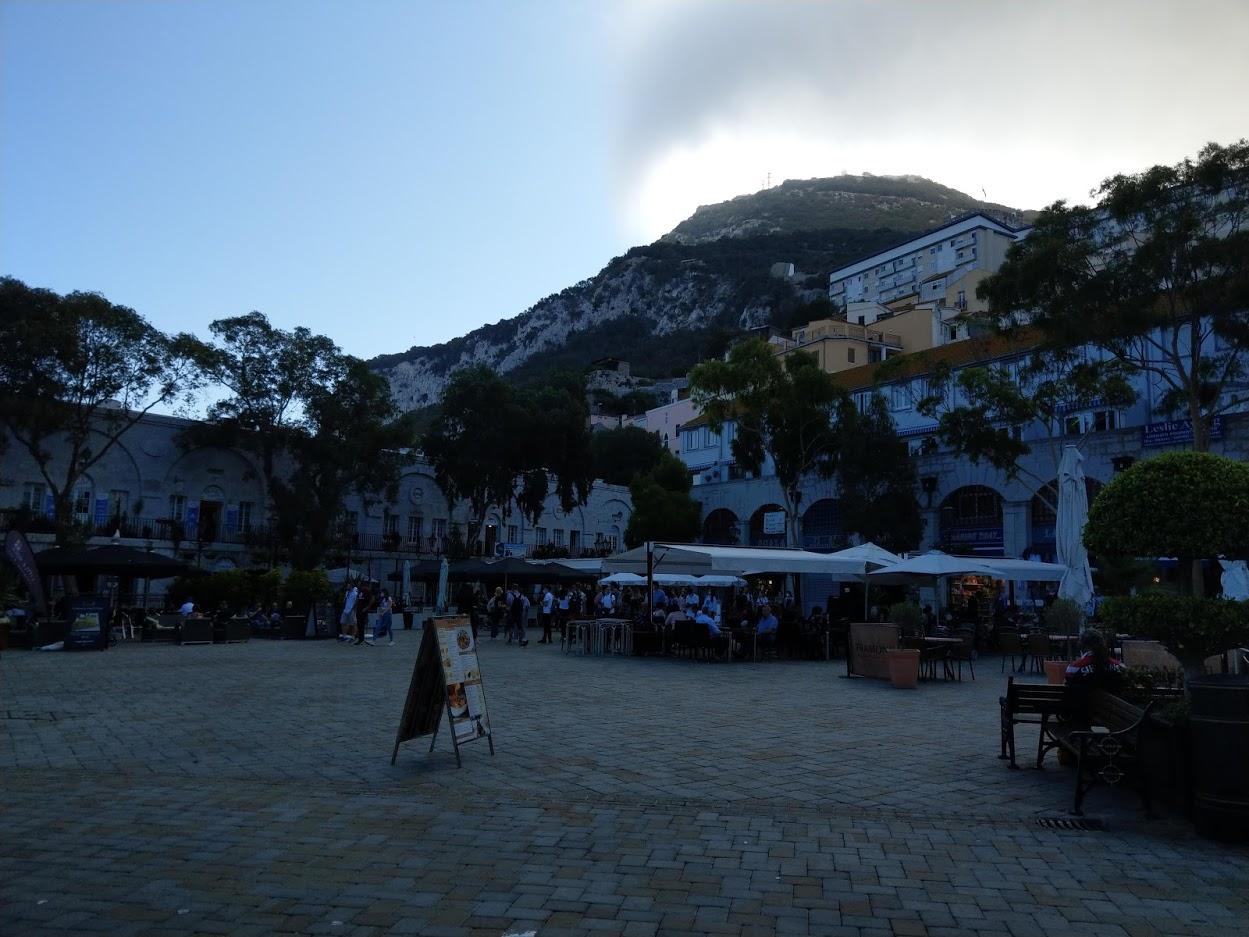 Gibraltar Casemates Daytime