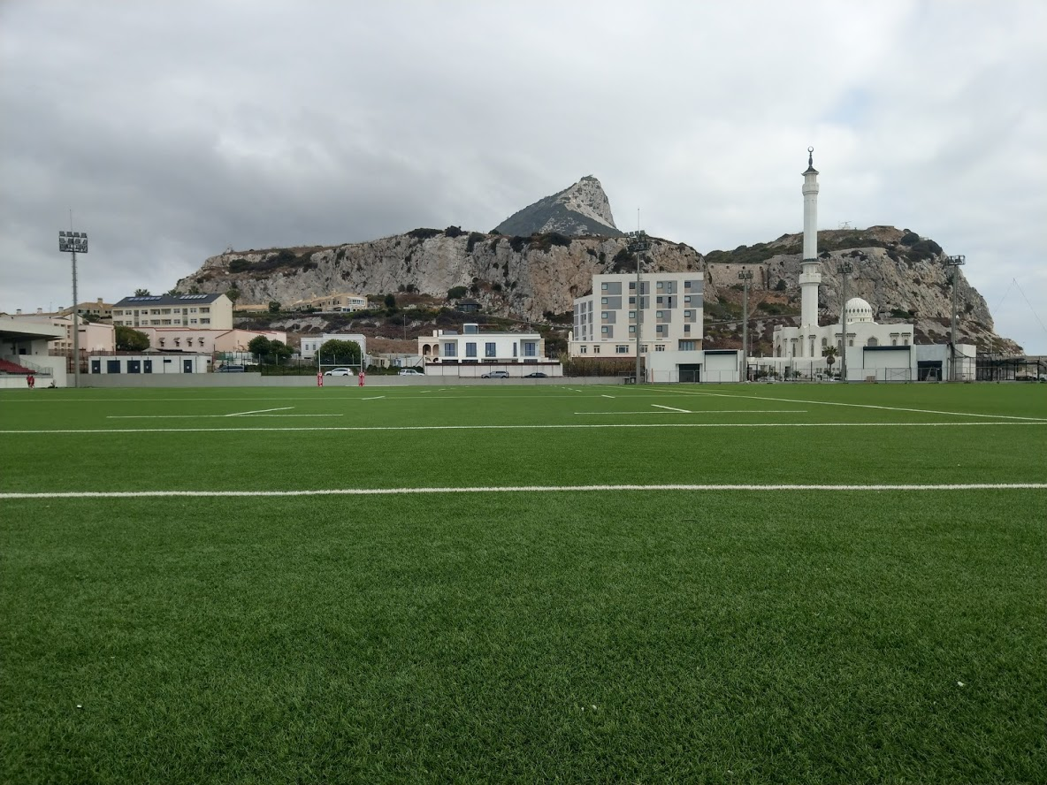 Gibraltar Europa Point Stadium