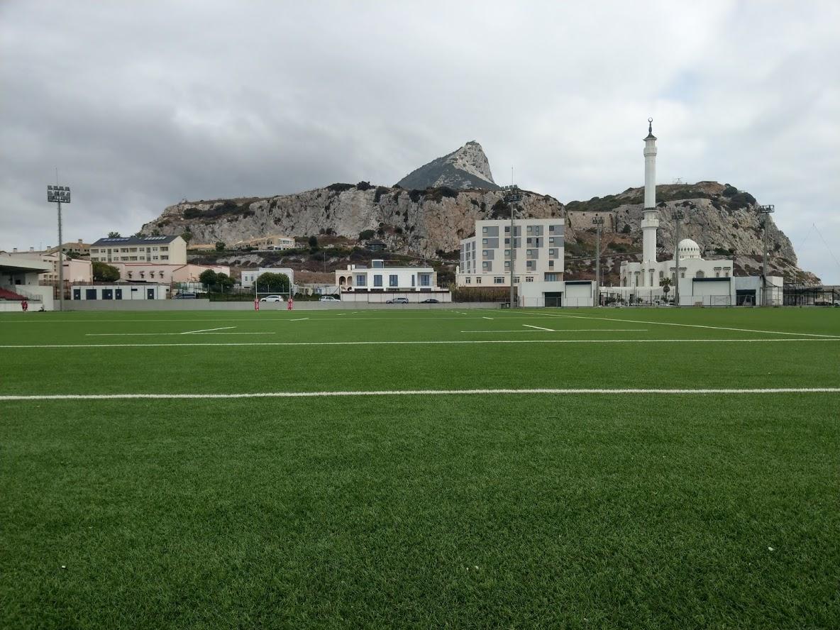 Gibraltar Europa Point Stadium