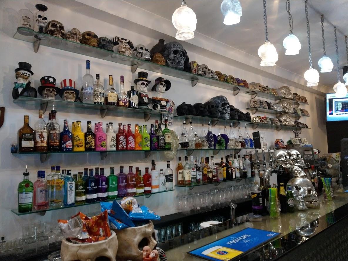 Gibraltar The Skull