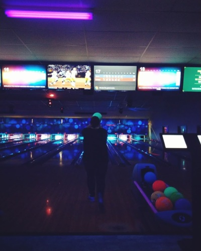 Haleigh bowling