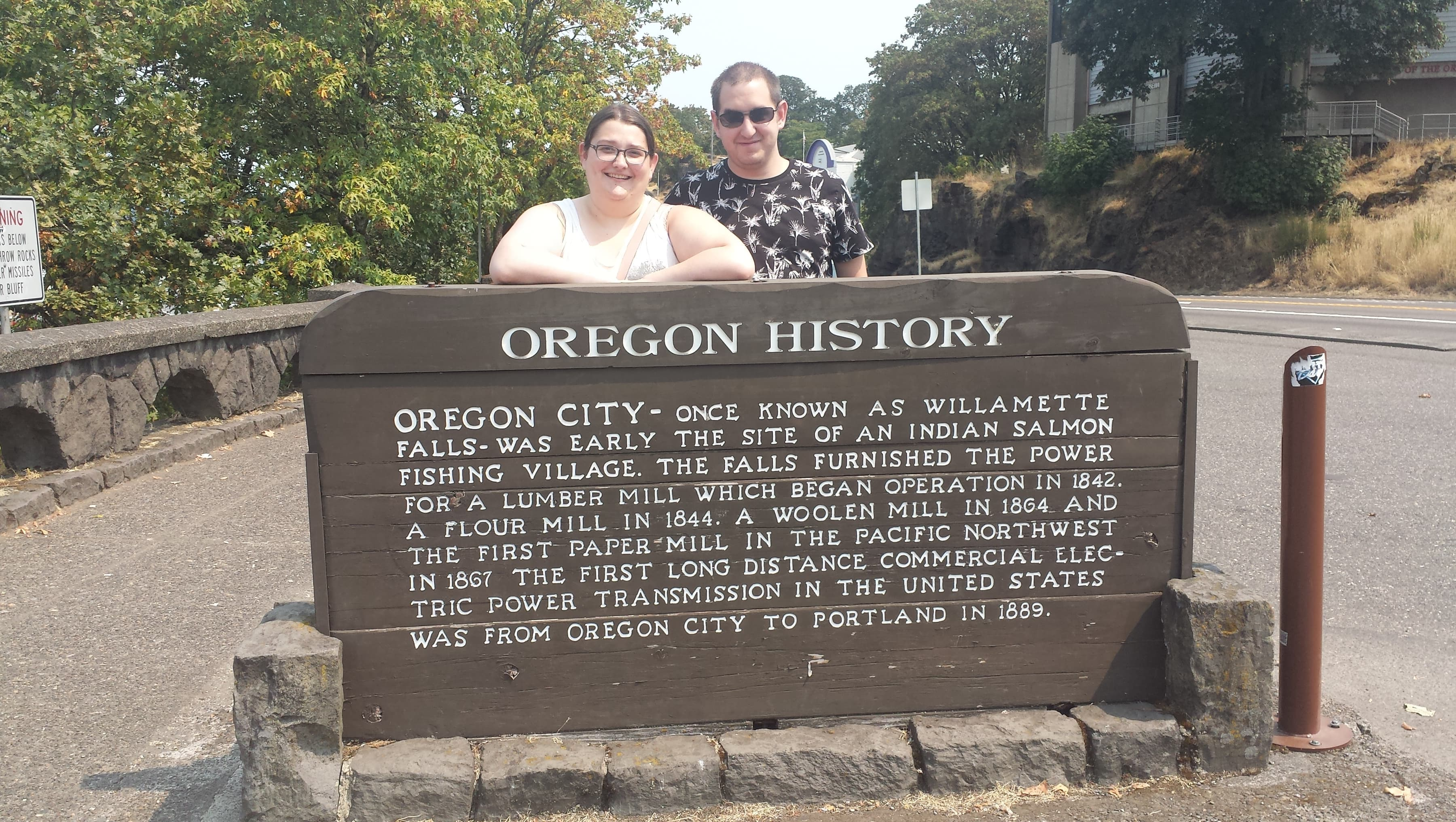 Oregon History Photo