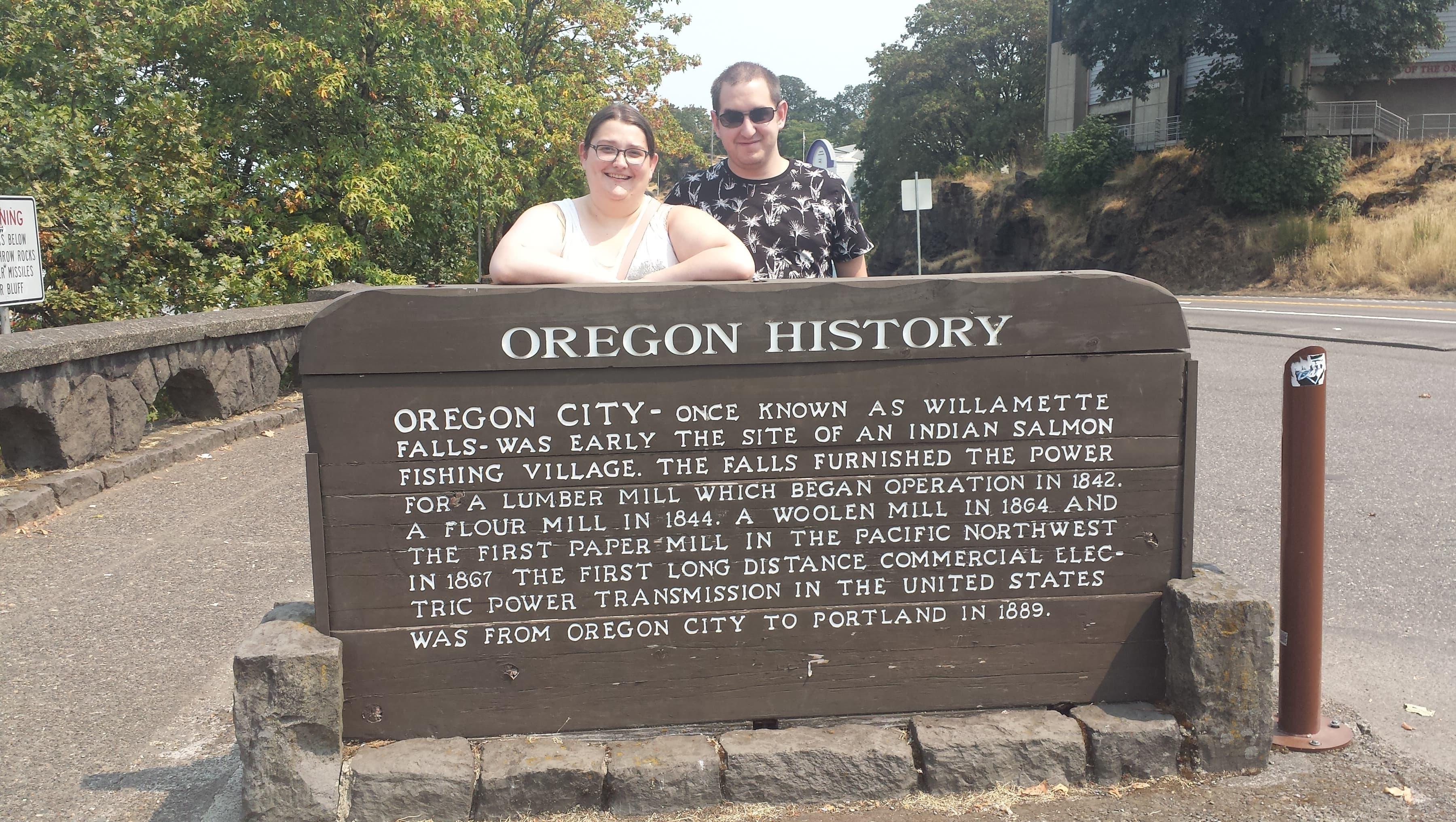Oregon History Photo