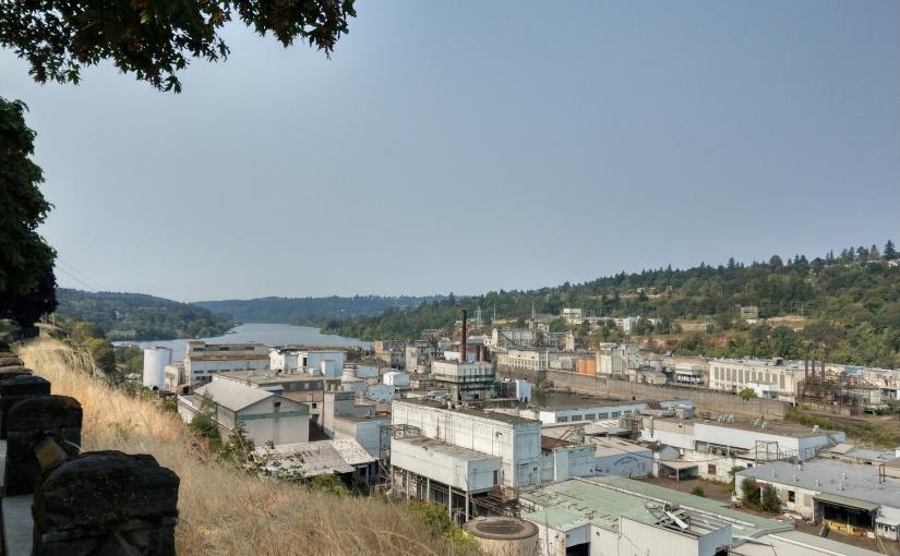 The big 3-0: Day 12 – Oregon City andPortland