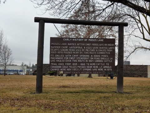 Moses Lake History
