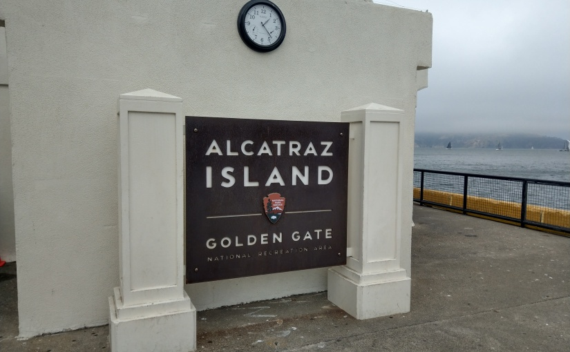 The big 3-0: Day twenty three – Alcatraz!